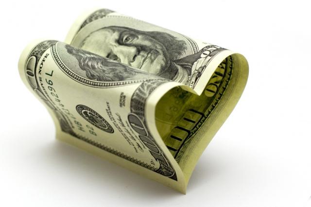 Amor por dinheiro
